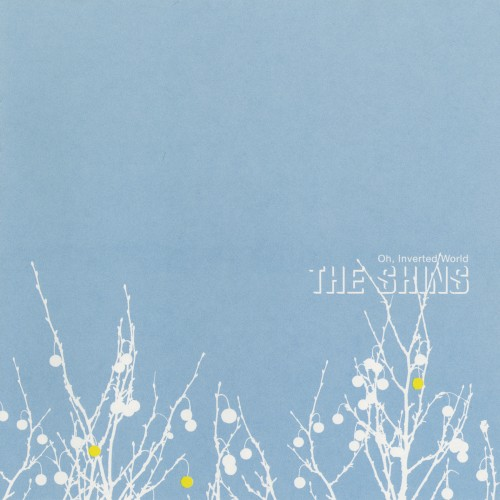 The Shins New Slang (Iron Horse Cover) Artwork